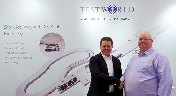 Andrew Beach will be responsible for all sales activities at Test World