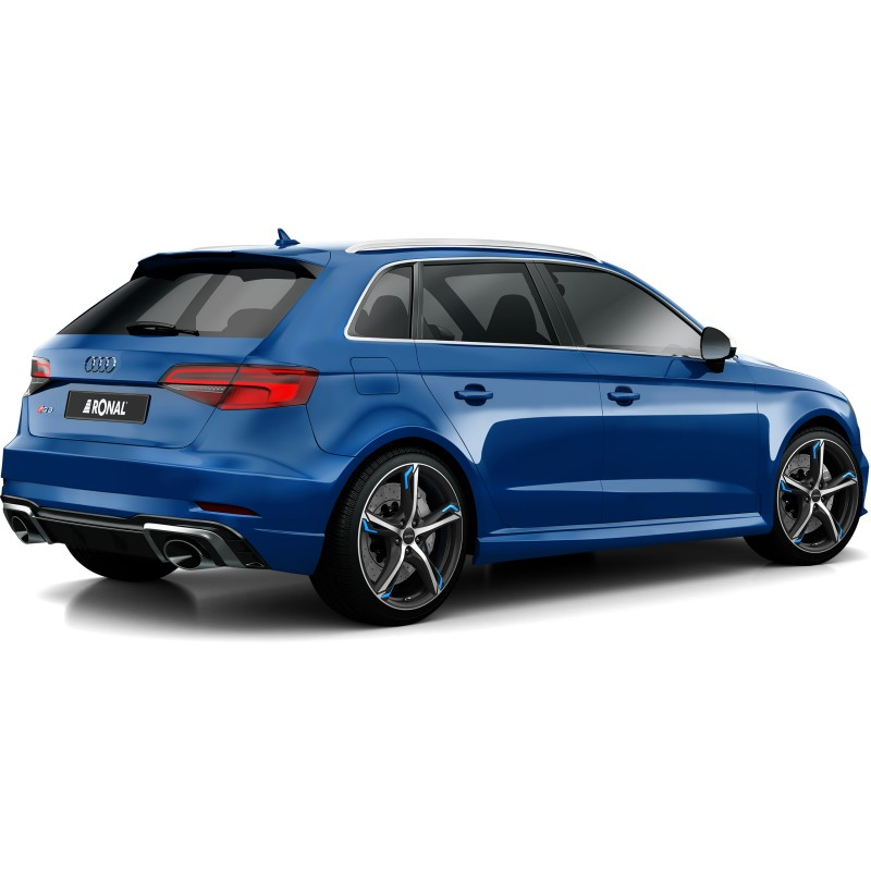 Ronal R62 now available for the new Audi RS 3