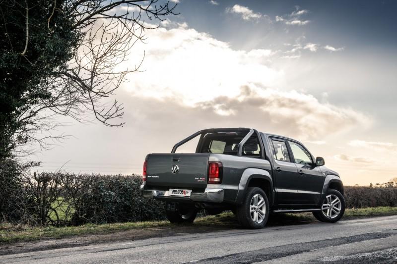 Expanded Milltek Sport stainless steel range now includes VW Amarok fitments