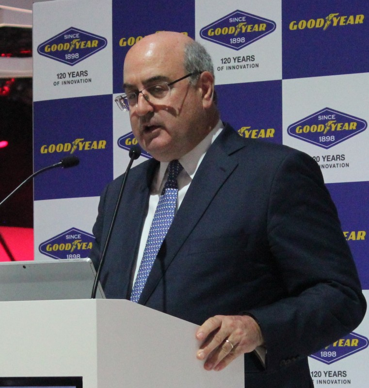 Goodyear FACEs the future with new tyre concepts