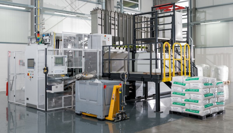 Marangoni deploys new compound system in Rovereto