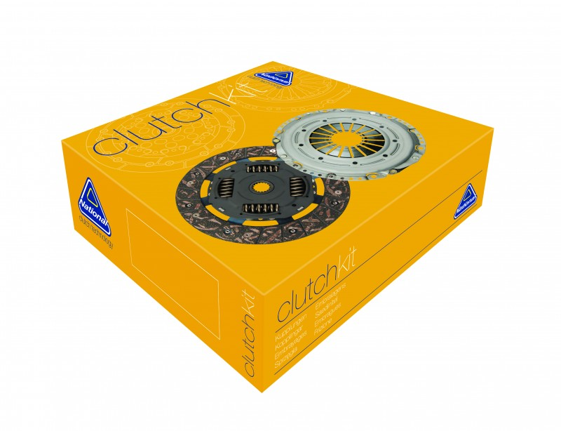 National Auto Parts introduces new clutch kit applications