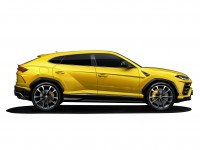 Six Pirelli tyres for Lamborghini Urus SUV