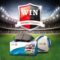 Brake pad manufacturer Allied Nippon launches football-inspired promotional campaign