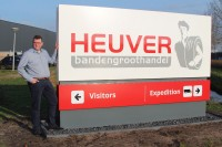Jeff van den Biggelaar named Heuver Tyrewholesale's new marketing manager