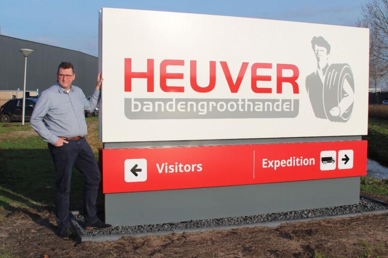 Jeff van den Biggelaar named Heuver Tyrewholesale's new marketing manager