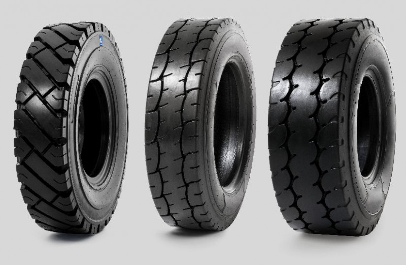 Camso launches new Air tyre range for forklifts & ground support equipment