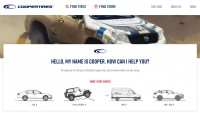 Cooper Tire launches new UK website