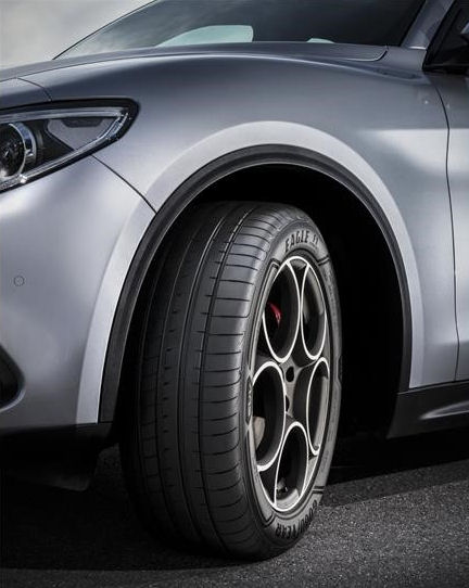 Goodyear launches Eagle F1 Asymmetric 3 SUV