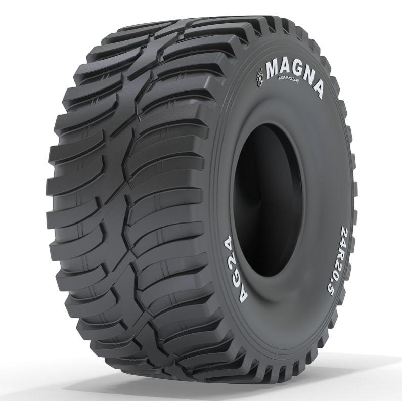New Magna AG24 flotation tyre