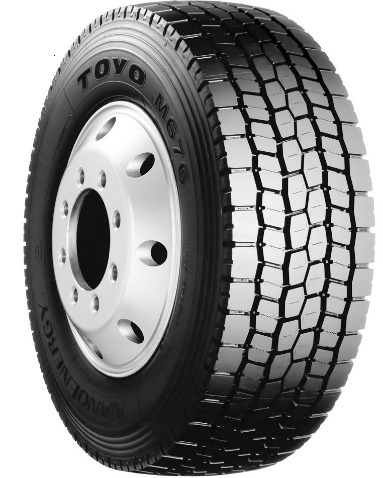 Toyo's truck and bus tyres will see the benefits of its latest Nano Balance Technology advances