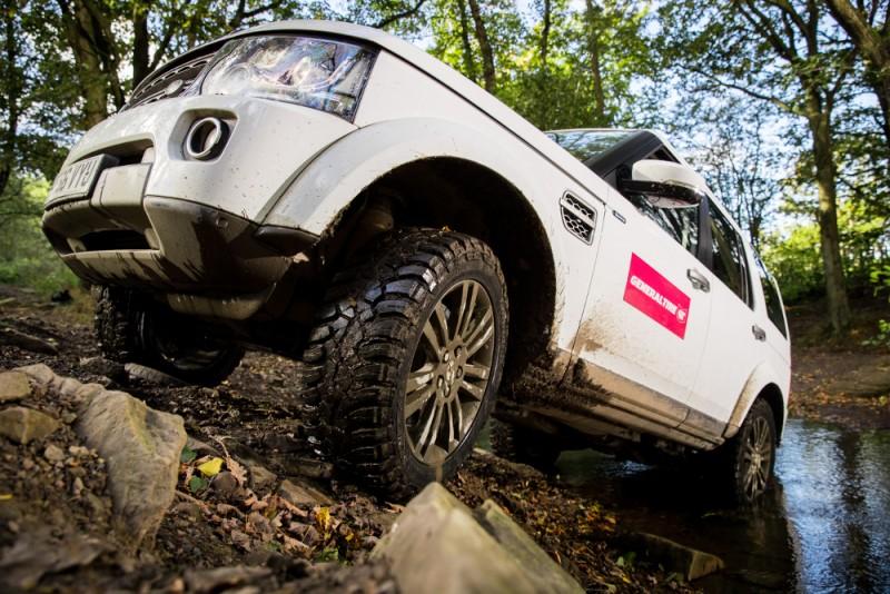 LRO magazine pits General Grabber X3 against BFGoodrich MT KM2 in mud terrain tyre shootout