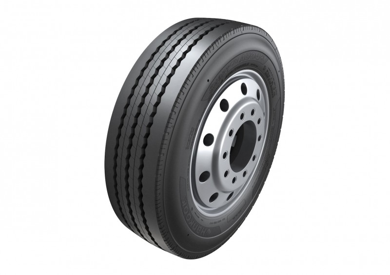 Hankook launches SmartCity AU04+ bus tyre