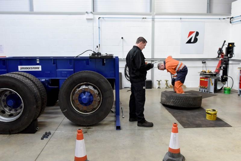 Bridgestone opens full-time commercial tyre training facility at Horiba Mira