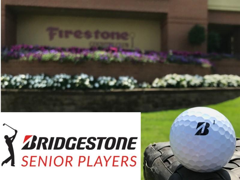 Golf: Bridgestone title sponsor for Senior Players Championship