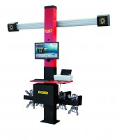 Corghi Exact Linear added to Rema Tip Top wheel alignment portfolio