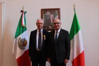 Mexico honours Pirelli's Tronchetti Provera