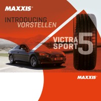 Maxxis Victra Sport 5 set for Cologne launch