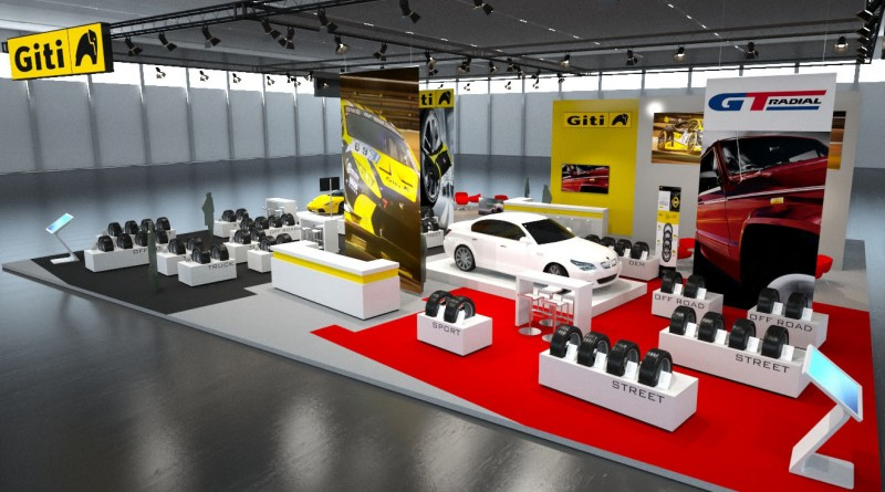 Giti Tire bringing European OE & aftermarket tyre ranges to Cologne show