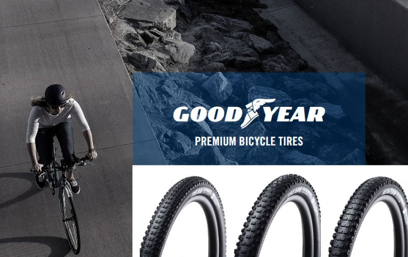 Goodyear back in the cycling tyre business