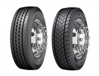 Goodyear launches Kmax S & Kmax D