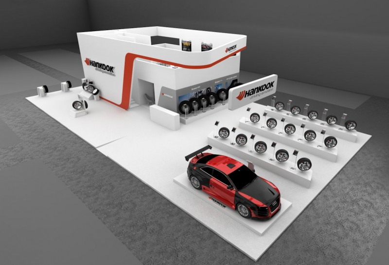 Hankook bringing world premières and smart tyre solutions to The Tire Cologne