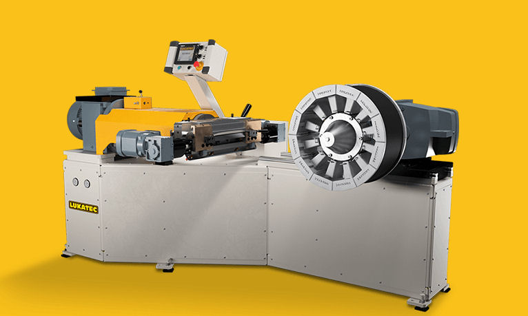 Lukatec launches ROI-Tread HS 6011 cushion gum extruder