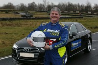 Landsail Tyres launches Speed Of Sight charity partnership