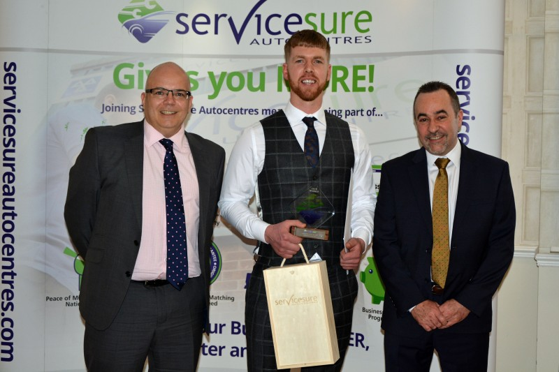 Moduron GP Motors becomes first Servicesure Autocentre of the Year