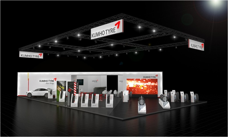 Four new Kumho tyres coming to The Tire Cologne