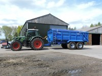 Michelin CargoXBib High Flotation tyres helps major UK farm achieve 'field-good factor'
