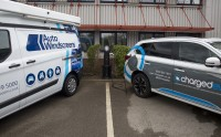 ChargedEV help Auto Windscreens electrify with vehicle charging point roll-out