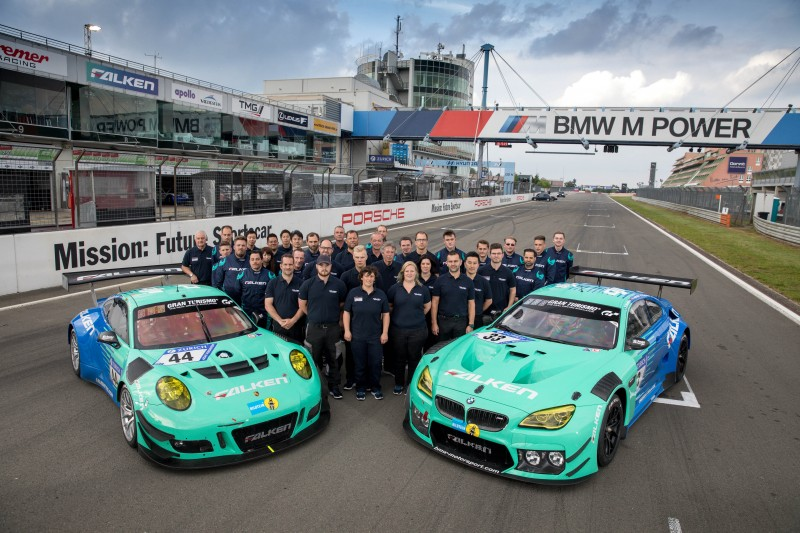 Falken releases 'One Team, One Tyre, One Goal' Nürburgring 24h-Race video