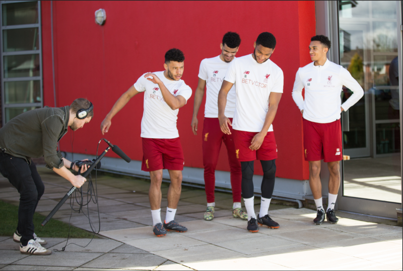 On the Pulse: Falken Tyres releases Liverpool FC video