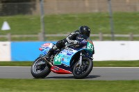 Guy Martin, Peter Boast take podium on Avon tyres at Endurance Legends