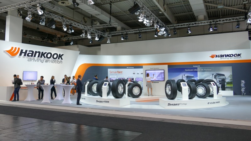 Hankook: 'We are not affected' by truck tyre tariffs