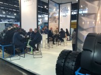 Magna Tyres confident of further growth following Intermat 2018