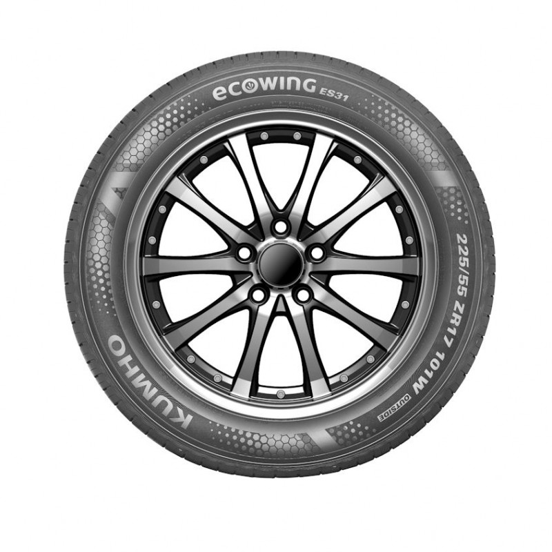 Fuel savings a focus for Kumho Ecowing ES31