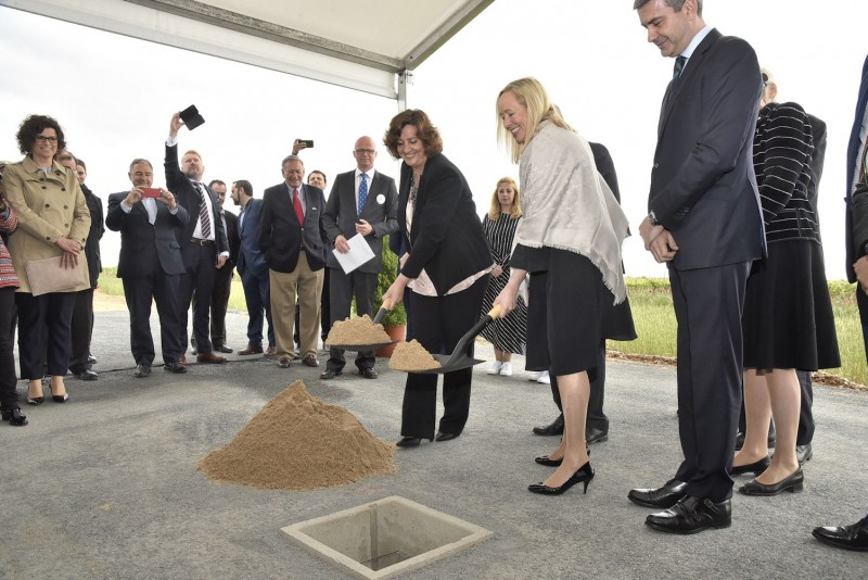 Work begins on Nokian Tyres' technology centre in Spain