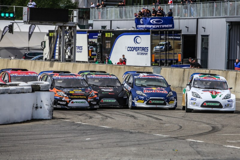 The RX2 season opener takes place in Belgium this weekend