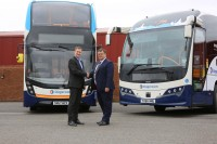 Bridgestone wins Stagecoach bus tyre contract