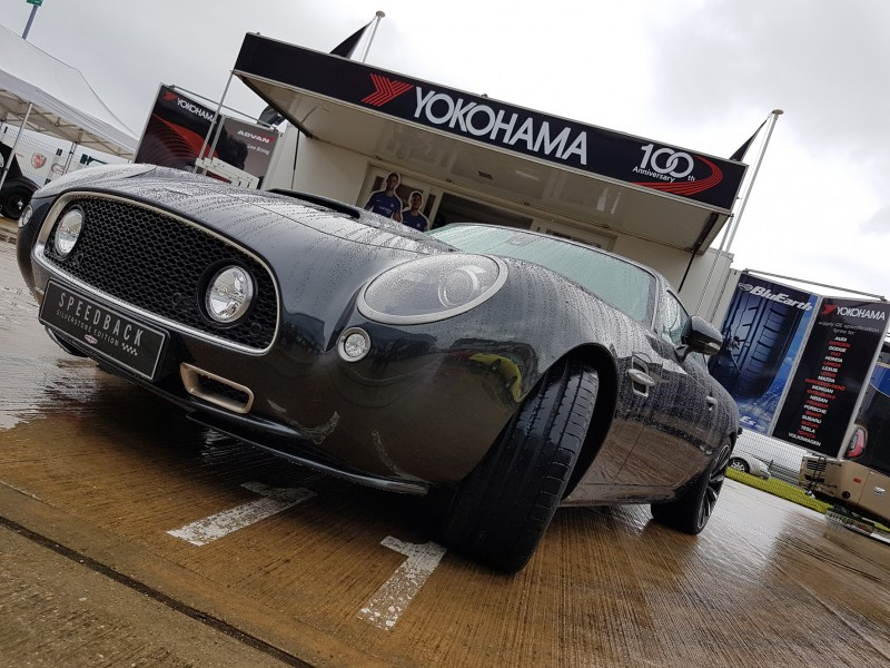 Yokohama becomes Official Tyre Partner to Silverstone Classic ...