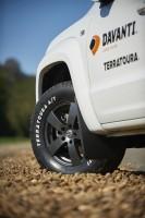 Terratoura all-terrain tyre extends Davanti range