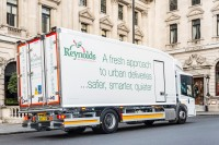 Proactive Solutions helps Reynolds' fleet tyre costs