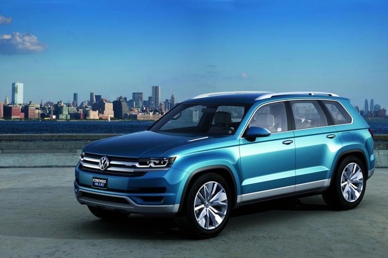 Kumho tyres OE on Volkswagen Atlas