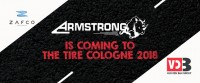 Armstrong tyre brand returns to Europe