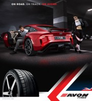 Avon Tyres at The Tire Cologne: new brand style, new website