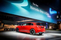 New Mercedes A-Class to roll on Bridgestone tyres