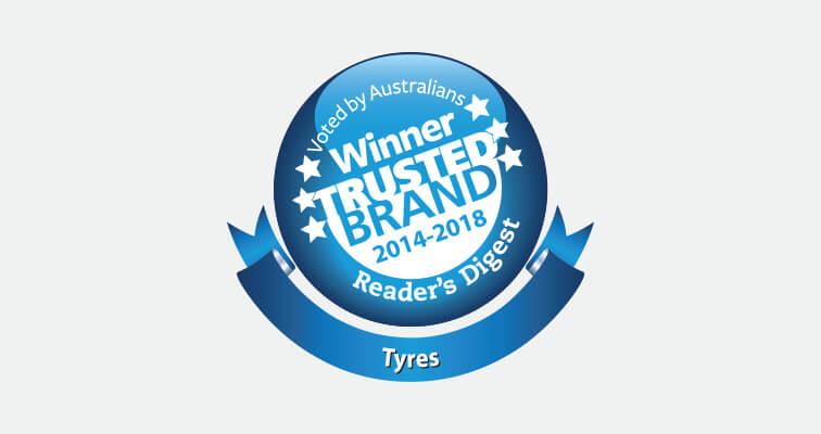 Bridgestone voted Australia's most trusted tyre brand