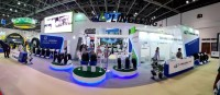 Linglong displays latest Green-Max tyres at Automechanika Dubai 2018